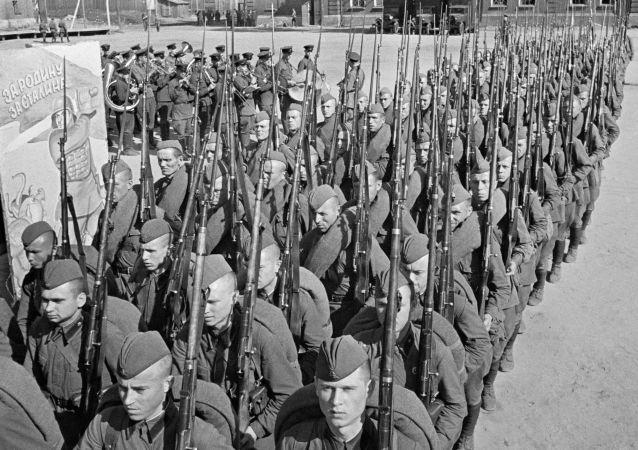 俄國防部中央檔案館公開偉大衛國戰爭期間幾乎所有案卷