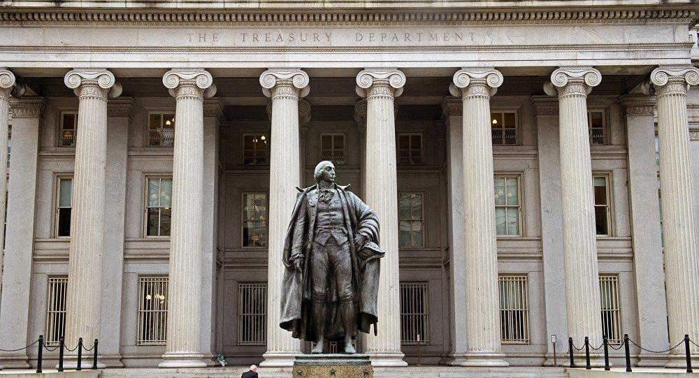 美国财政部正与联邦调查局合作制定针对俄公民的制裁