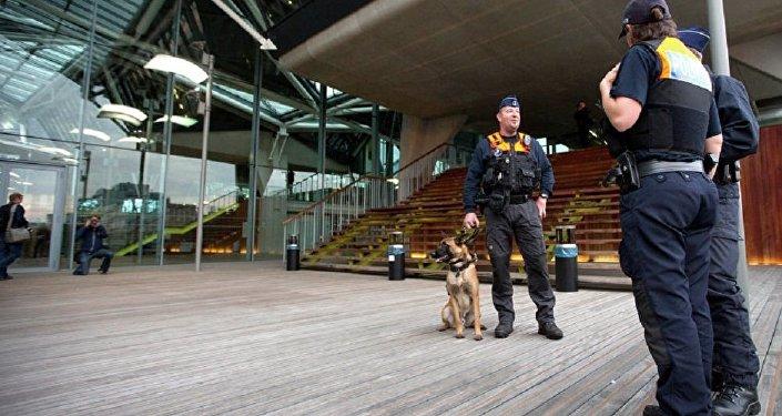 比利时警方