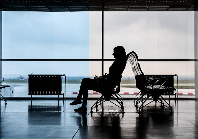 一架廣州飛莫斯科客機因乘客不適降落在葉卡捷琳堡
