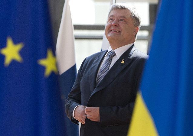 总统彼得·波罗申科