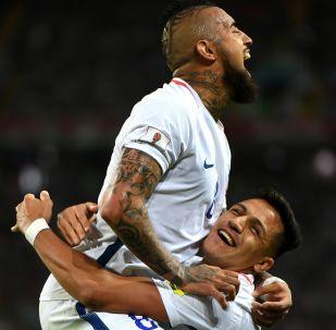 智利點球戰勝葡萄牙