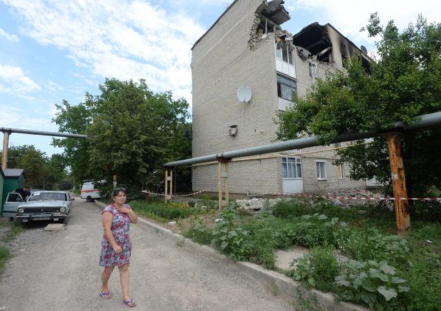 民调:逾半数俄公民认为乌克兰东部局势不会改变