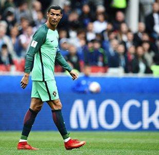 羅納爾多:希望贏得2018年喀山世界杯