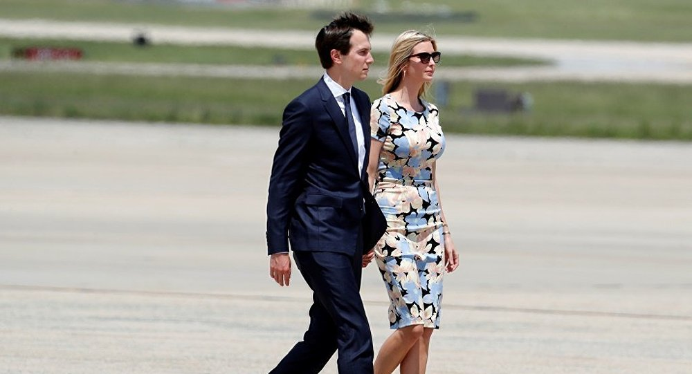 中国靠美国总统女儿和女婿与他拉关系