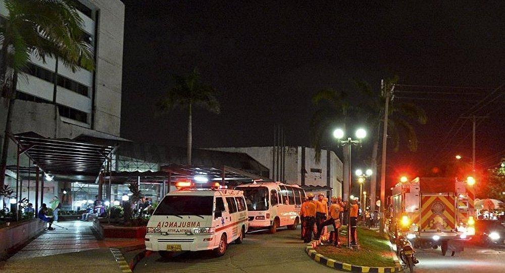 哥伦比亚的救护车