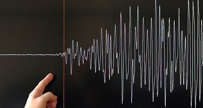 美国地质调查局将朝鲜地震定性为爆炸