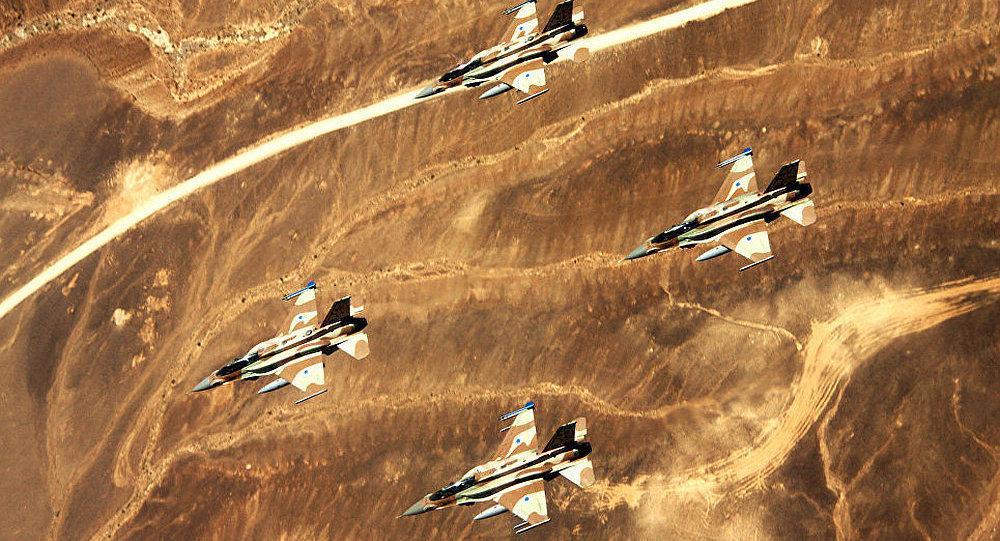 以色列空軍F-16I Sufa