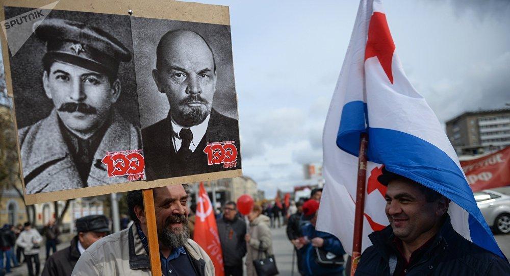 民调:四成俄罗斯人对斯大林持正面评价
