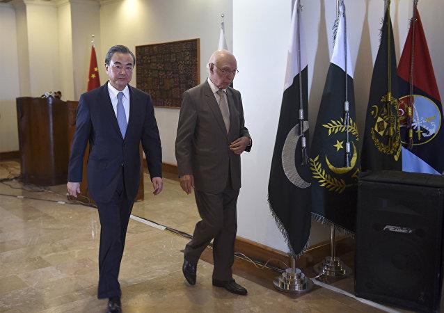 中國助推阿富汗與巴基斯坦關係不斷改善