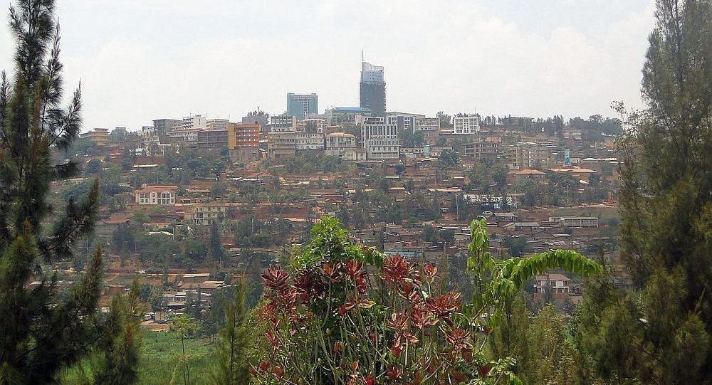 卢旺达首都基加利