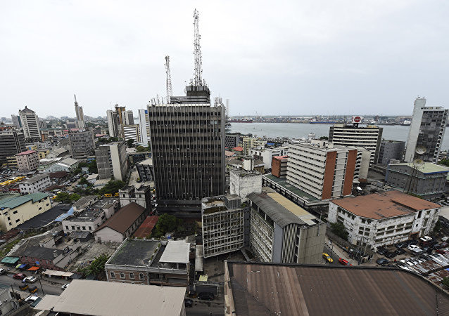 拉各斯,尼日利亞