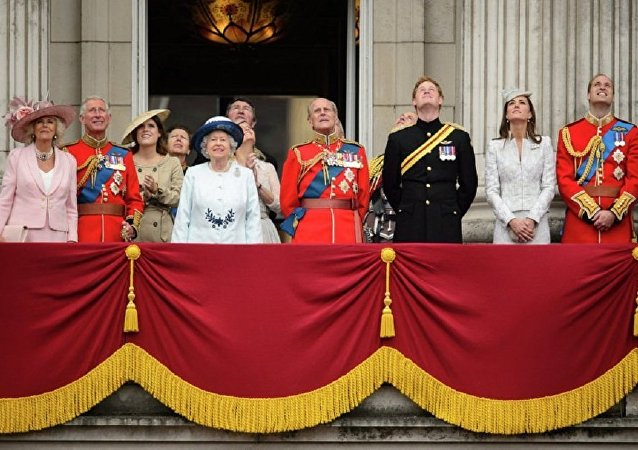 英王室2018-2019財年所獲撥款將增加8%