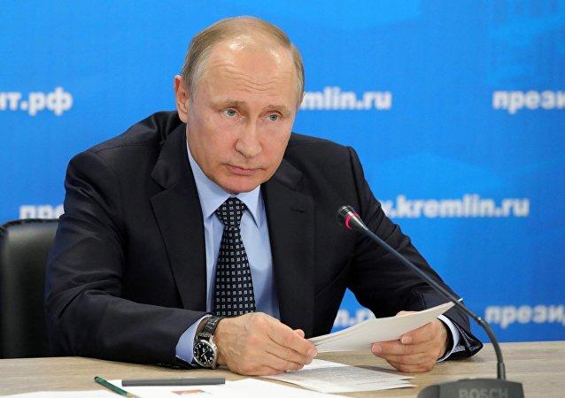 普京:大部分俄羅斯汽車製造企業適應外部約束