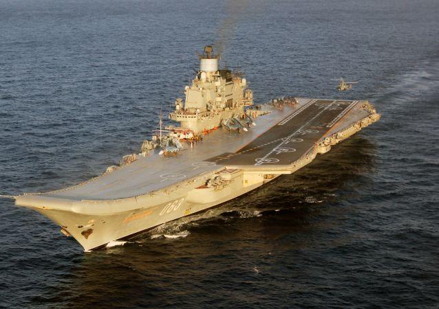 俄北方艦隊艦艇向北極東部地區進發