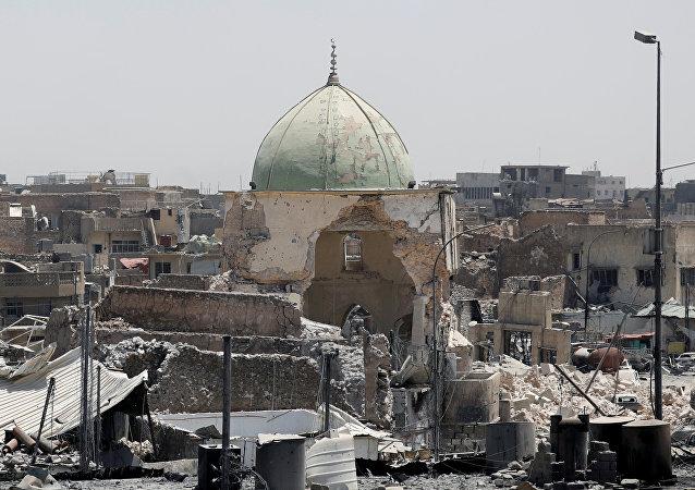 伊拉克部長顧問:該國基礎設施重建第一階段需250億美元