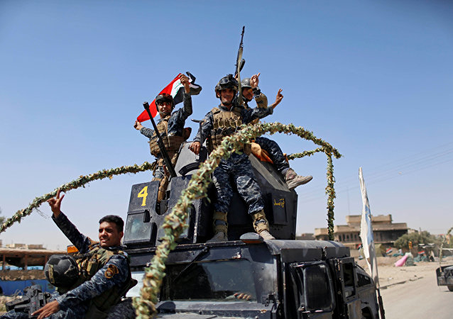 伊拉克軍隊已靠近「伊斯蘭國」在該國的最後據點