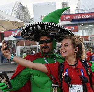 墨西哥球迷