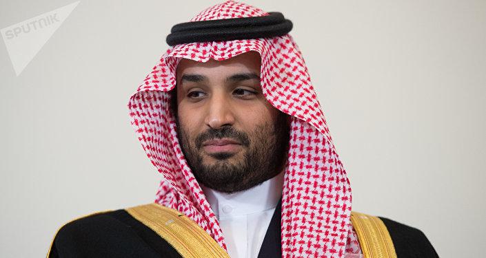 沙特王儲穆罕默德.本.薩勒曼