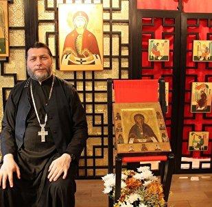 俄羅斯東正教香港教區大司祭季奧尼西·波茲尼亞耶夫