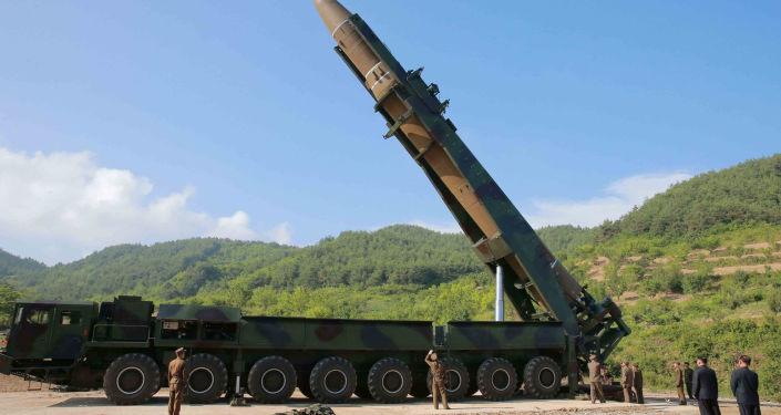 朝鲜代办:若美采取不明智举动平壤将打击关岛