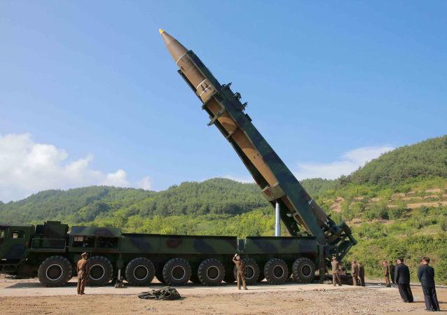 朝鲜官员:朝鲜发展核导计划旨在捍卫国家独立