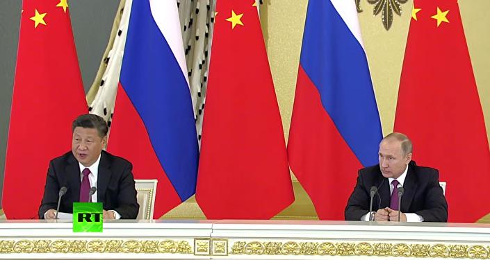 中国外交部长助理:中俄关系正处于最积极、健康、稳定的发展阶段