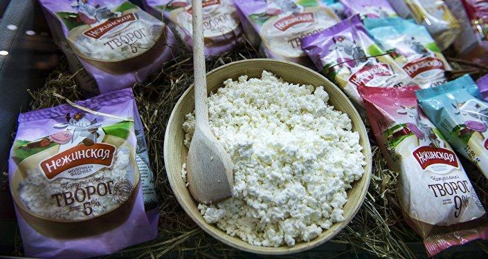 俄农业部:俄乳制品有望在第三季度出口中国