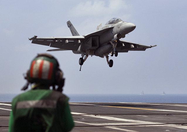 """印美日""""马拉巴尔""""海军演习将于6月上旬在太平洋举行"""