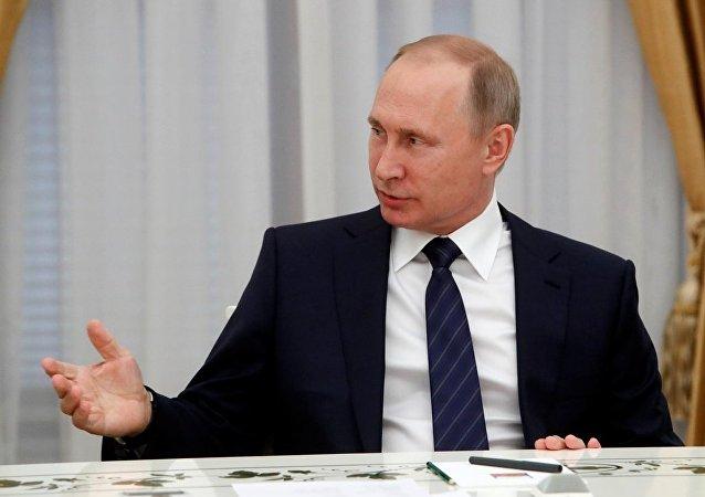 普京将在索契会见塔吉克斯坦和摩尔多瓦总统