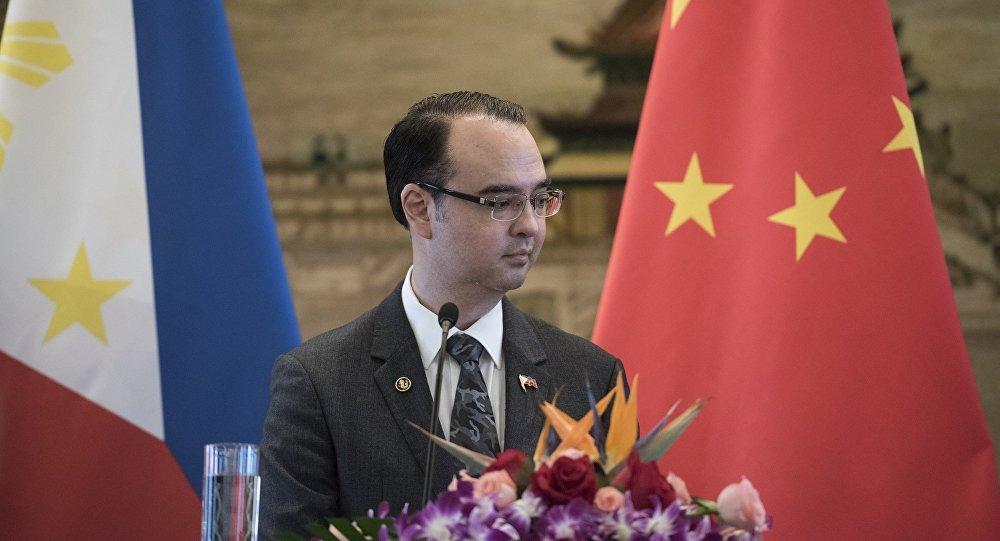 马尼拉反对把东南亚变成地缘政治竞技场