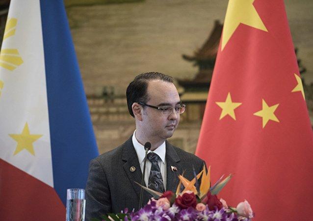 馬尼拉反對把東南亞變成地緣政治競技場