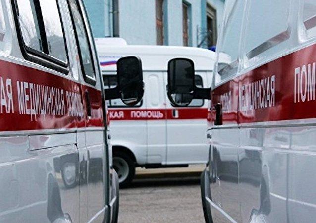 俄罗斯镍矿甲烷爆炸导致3名矿工遇难150多人被疏散