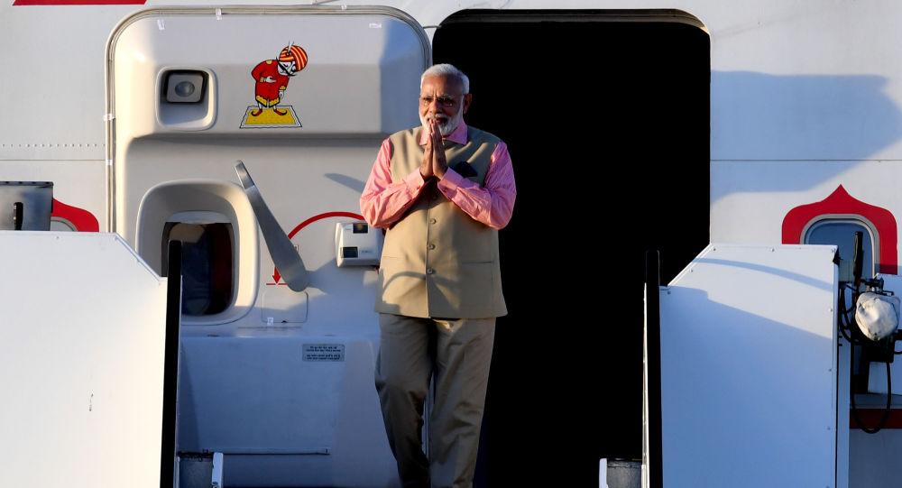 印度總理將不飛經巴基斯坦領空參加上合組織峰會
