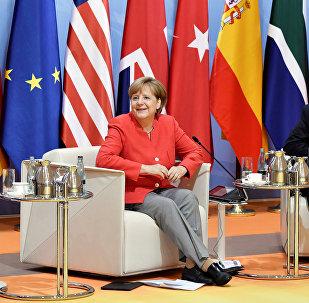 德國政府:因故取消的德美領導人會晤將於12月1日舉行
