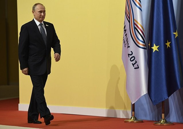 民调:G20成员的居民对普京外交决策正确性的相信程度普遍超过特朗普