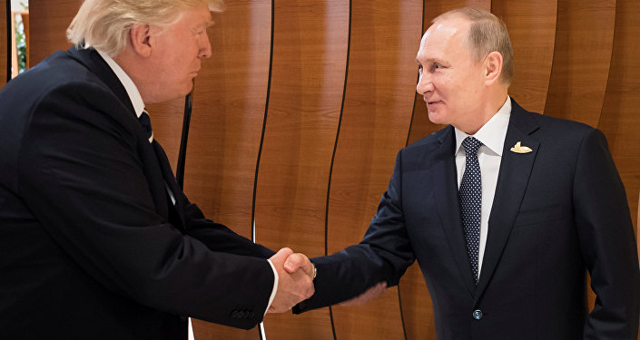 美國務卿:特朗普與普京或在APEC峰會期間會晤