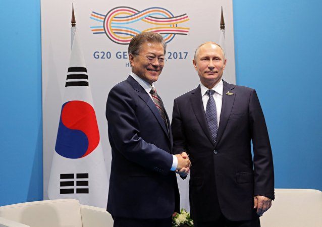 克宫:普京将与文在寅举行全面会谈