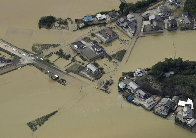 日本西南水災已導致32人死亡