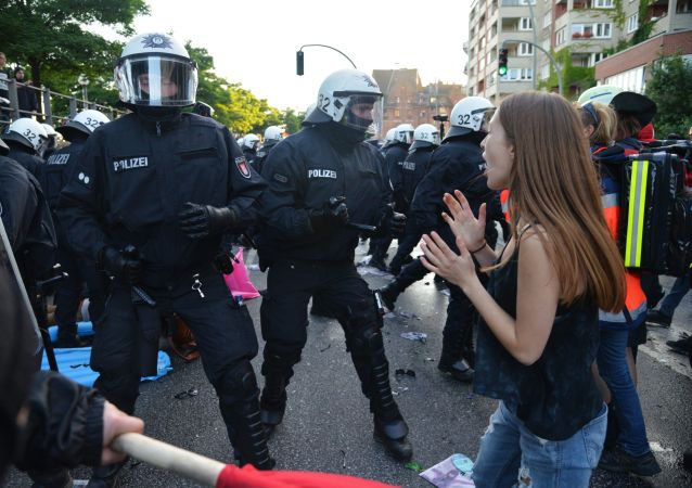 佩斯科夫:汉堡骚乱不会影响普京的时间表