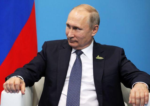 普京:俄从未逃避气候问题的相关义务并将继续履行