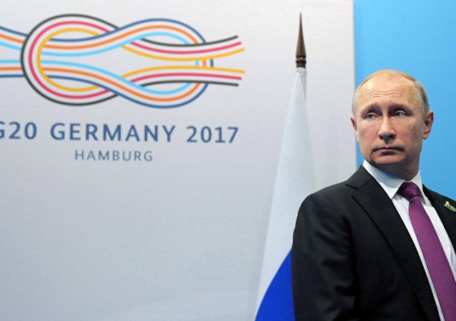 普京:俄美将建立网络安全工作组 它将消除投机言论