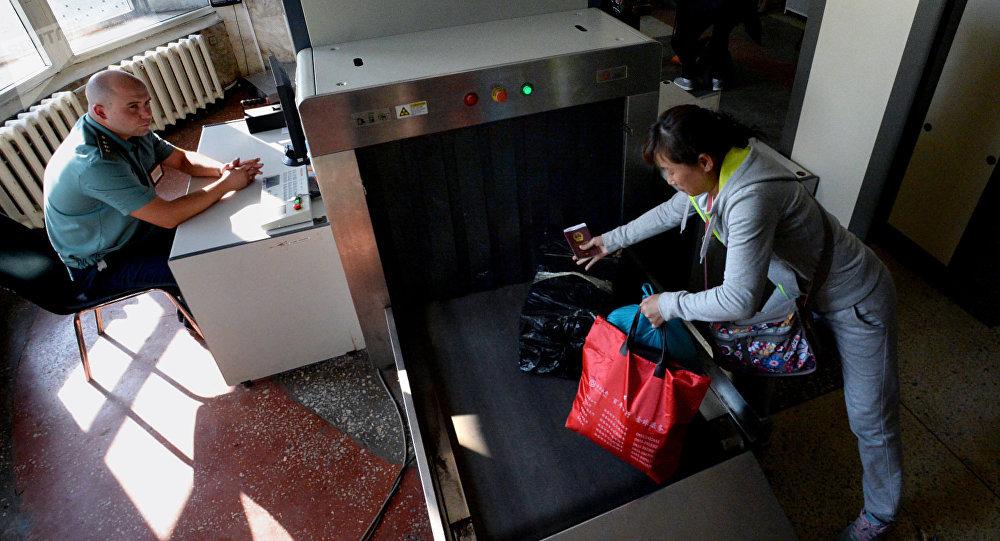 中國對遠東的「灰色」出口增長一倍