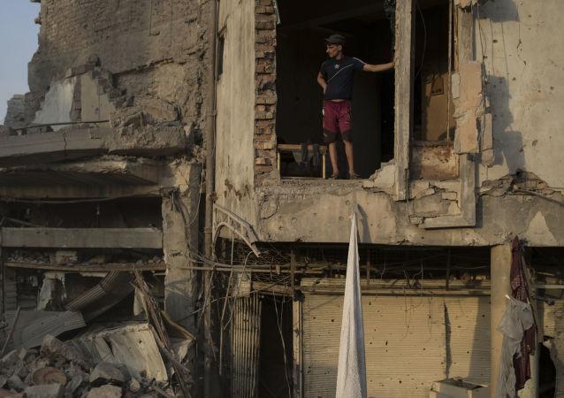 聯合國表示準備在伊政府軍攻擊「伊斯蘭國」之前疏散數十萬名平民