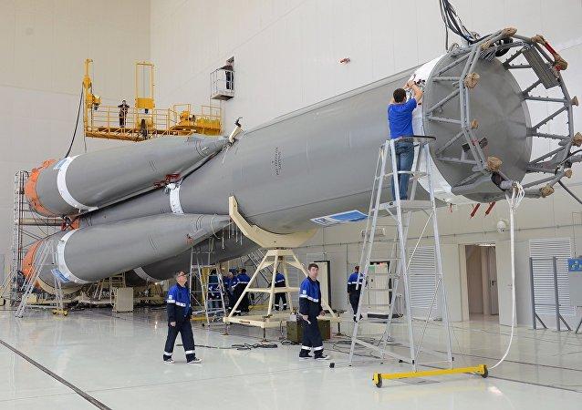 """俄国家航天集团:""""安加拉""""号火箭的飞行试验将在6次发射后结束"""