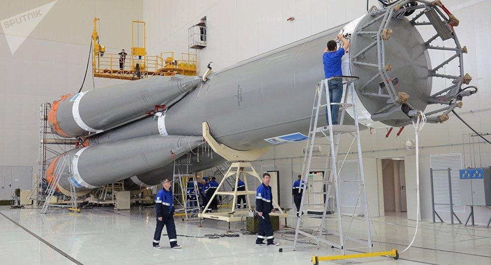 俄「安加拉」火箭