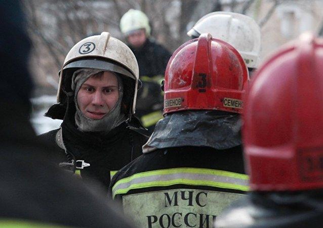 俄緊急情況部