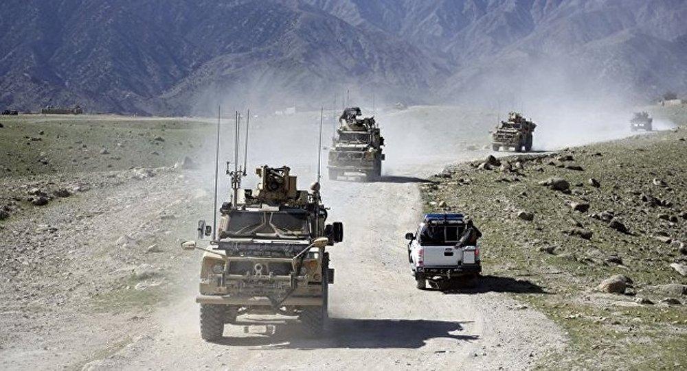 俄外交部:美国扩大驻阿富汗美军权限不应侵犯阿国主权