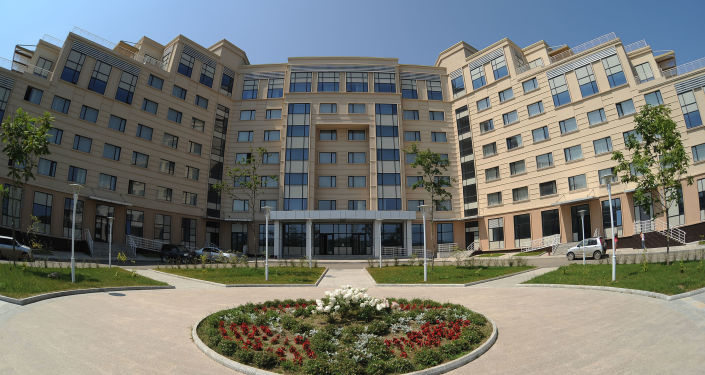 15國大學生首次進入俄遠東聯邦大學學習