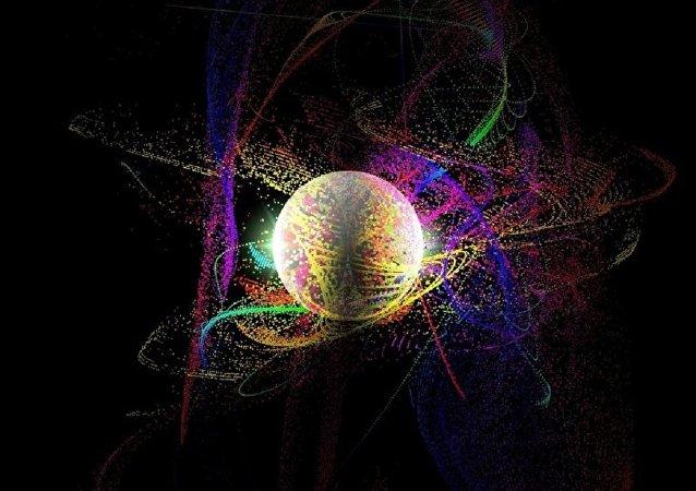 中国首次进行了从地球到轨道的量子传输